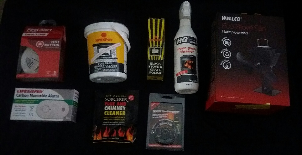 chimney related products